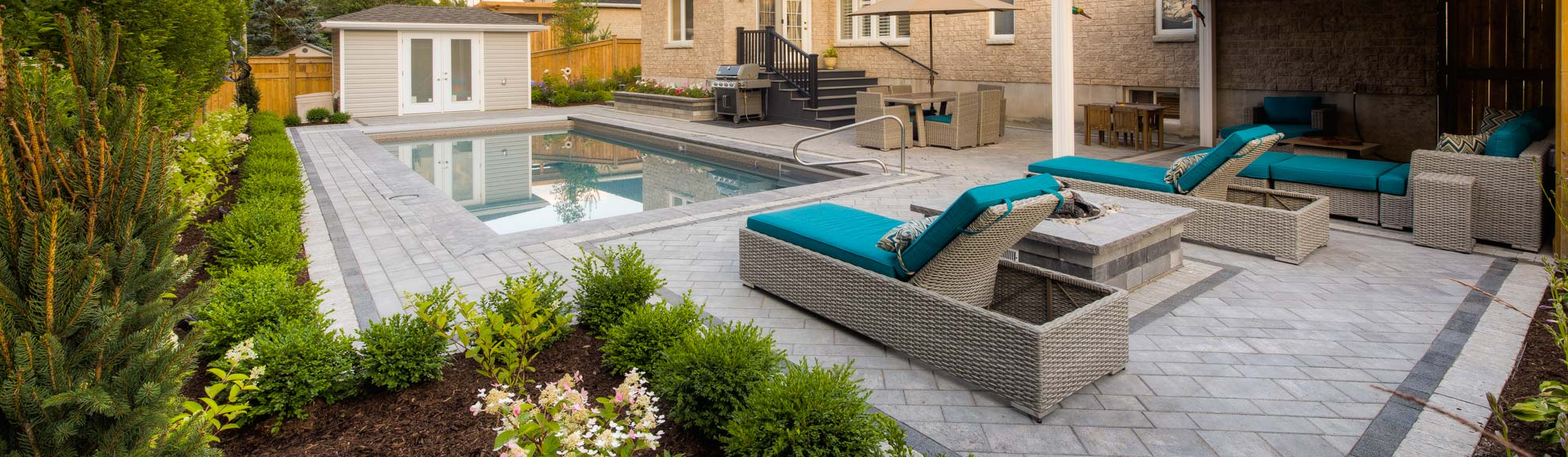Changing your outdoor living experience!